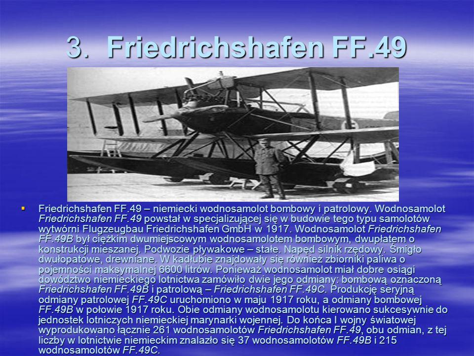 2. Albatros C.X Albatros C.X – niemiecki samolot rozpoznawczy i bombowy. W 1917 roku w niemieckiej wytwórni lotniczej Albatros-Werke GmbH. inżynierowi