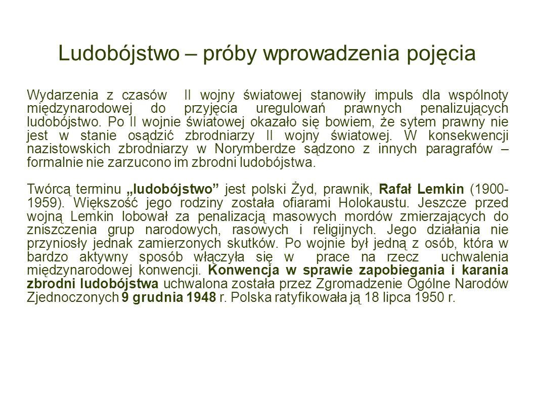 Źródła: Lech M.Nijakowski, Cień XX wieku.
