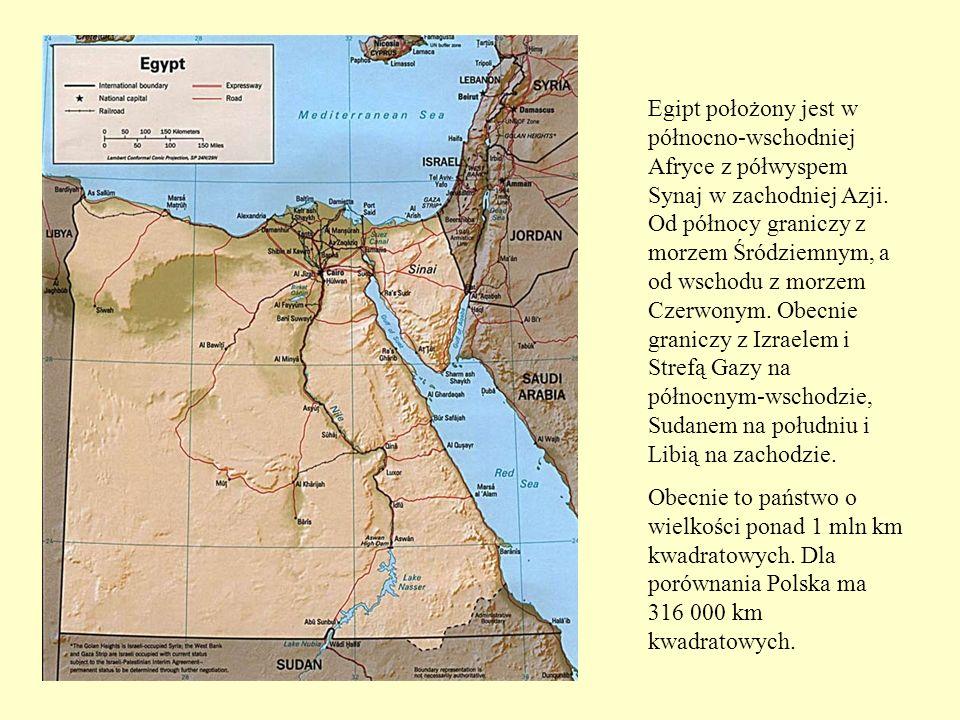 Nil to obok Amazonki najdłuższa rzeka na ziemi, dł.