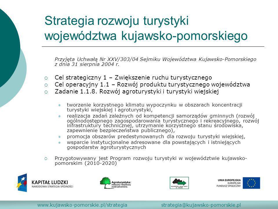 Regionalny Program Operacyjny Województwa Kujawsko-Pomorskiego na lata 2007-2013 Oś priorytetowa 6.