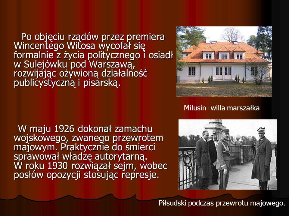 Zmarł 12 maja 1935 w Warszawie po długotrwałej chorobie.
