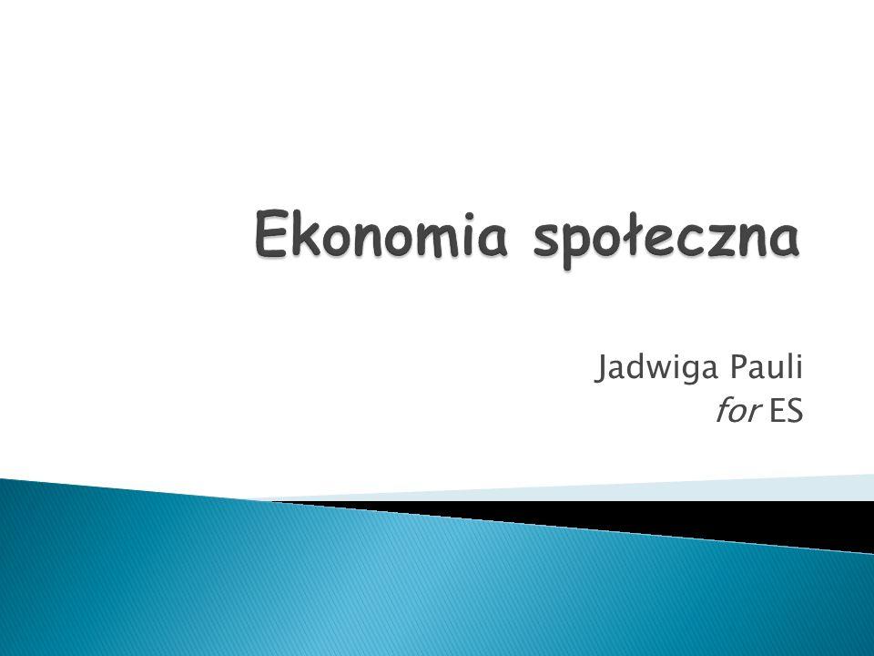 Jadwiga Pauli for ES