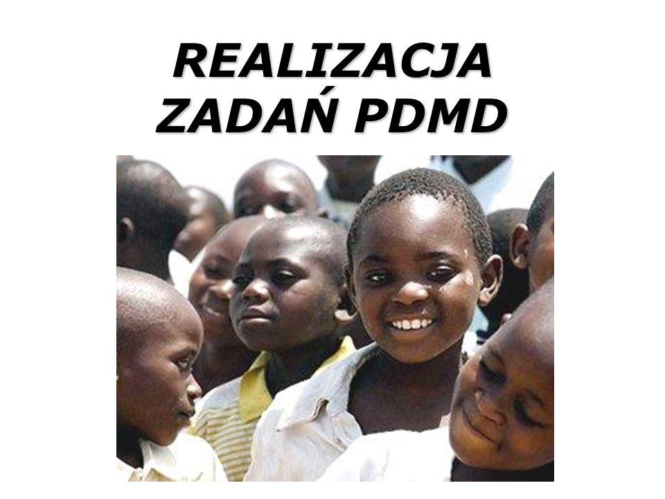 REALIZACJA ZADAŃ PDMD