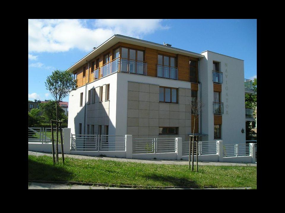 Gdynia Budynek Mieszkalny ul. Hallera 19 OGÓLNOPOLSKI KONKURS MODERNIZACJA ROKU 2009