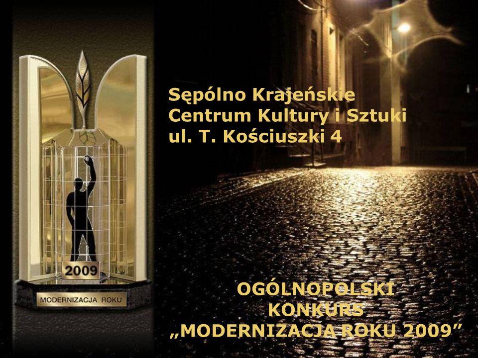 Sępólno Krajeńskie Centrum Kultury i Sztuki ul. T.