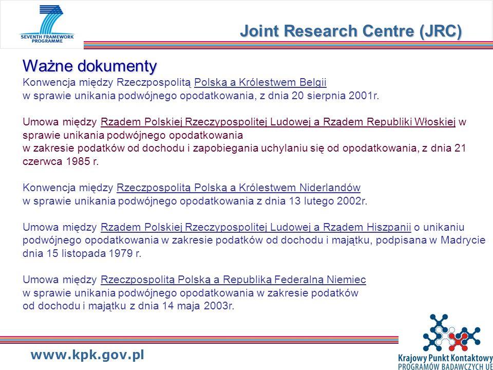 www.kpk.gov.pl Ważne dokumenty Ważne dokumenty Konwencja między Rzeczpospolitą Polską a Królestwem Belgii w sprawie unikania podwójnego opodatkowania, z dnia 20 sierpnia 2001r.