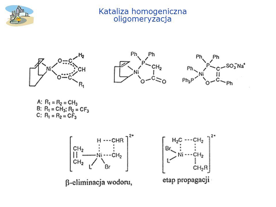 Metateza –polimeryzacja dienów Otrzymywanie poli(p-fenylenetylenów)
