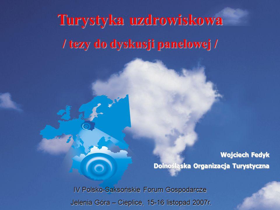 Wstep efekt synergiiwizerunek obszaru LEPSZA POZYCJA NA RYNKU Subregionalny Sieciowy Produkt Turystyczny Dolnego Śląska - Uzdrowiska LEPSZA POZYCJA NA RYNKU PTO-1 TPT PTO- 2