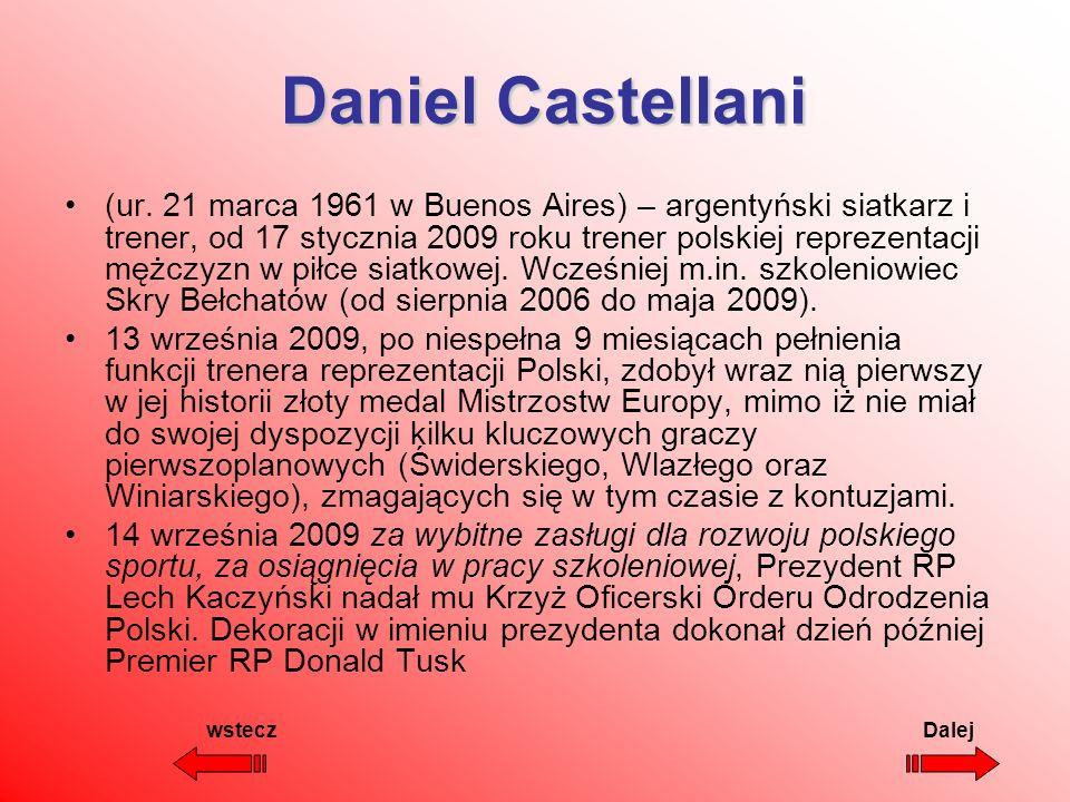 Daniel Castellani Daniel Castellani (ur.