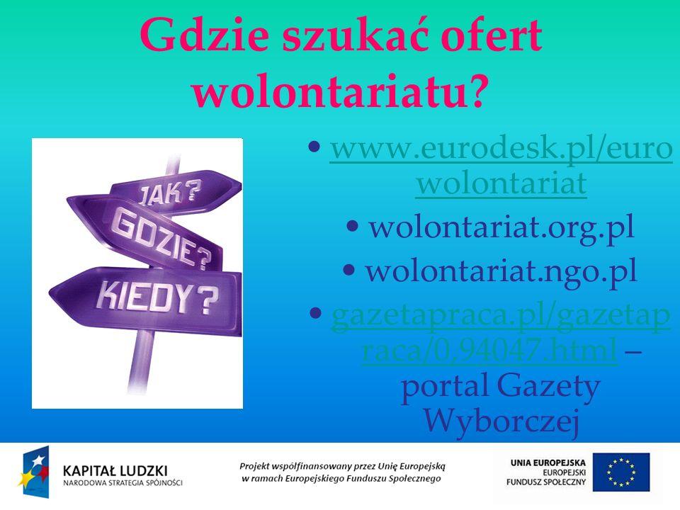 Wolontariat w praktyce młodzieżowej Europejski Rok Wolontariatu Unijna strategia młodzieży Inwestowanie w młodzież i mobilizowanie jej do działania Młodzież w działaniu