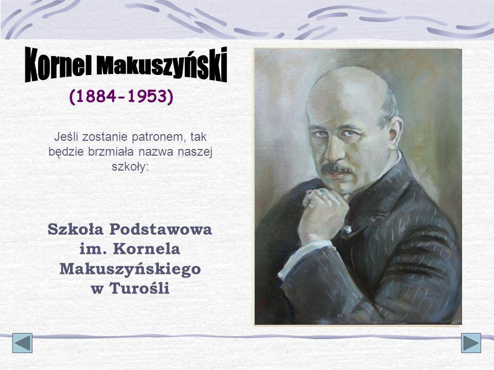 Kornel Makuszyński Humorysta o wybitnie radosnym poglądzie na świat, jeden z najpopularniejszych pisarzy lat międzywojennych