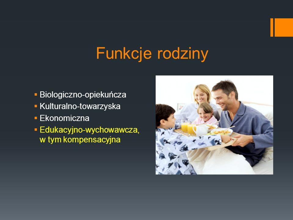 Cechy funkcjonalnej rodziny adopcyjnej Odpowiednio przygotowana w trakcie procedury adopcyjnej.