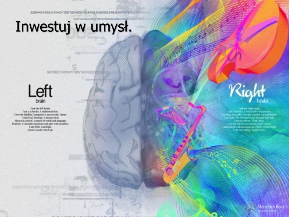 14 Inwestuj w umysł.