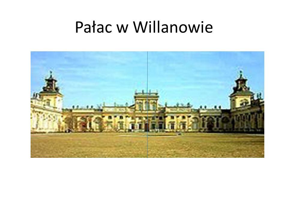 Pałac w Willanowie