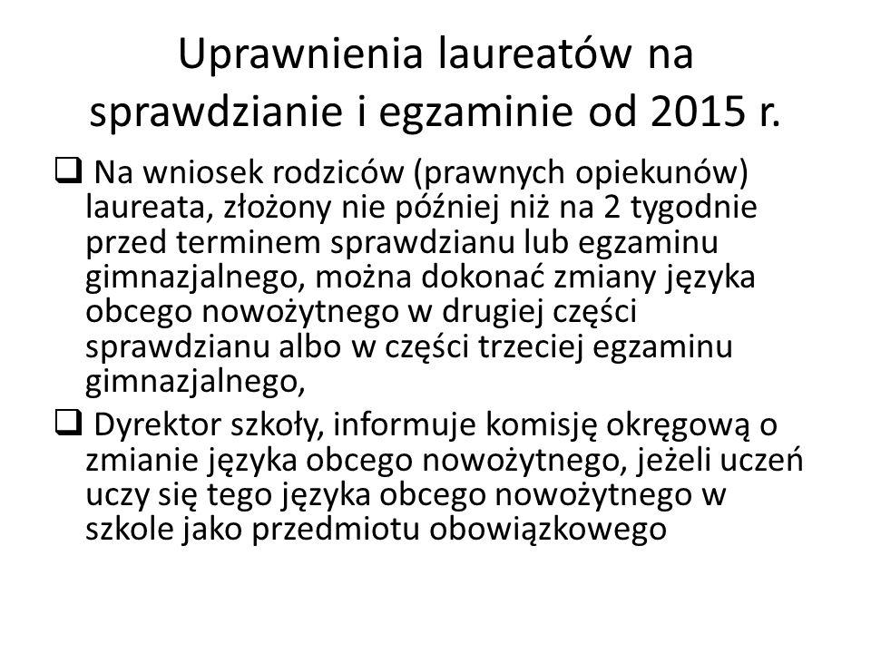 Wnioski i rekomendacje 1.Ogłoszenie wymagań konkursowych nie później niż do 12 lipca 2013 r.
