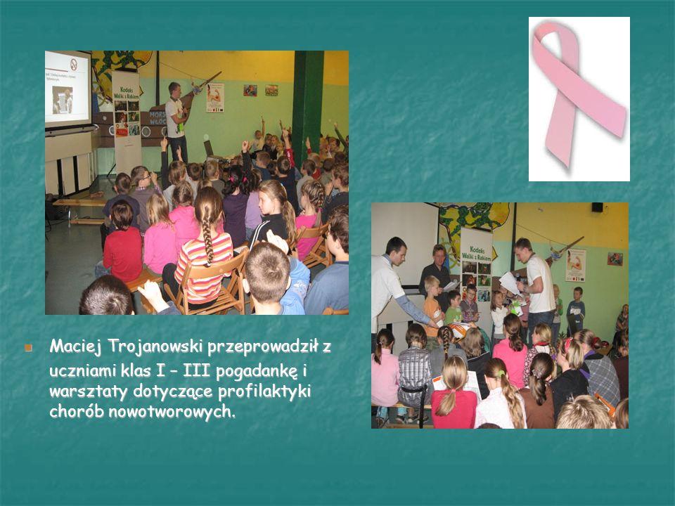23-24 listopada 2010 r.Promocja Zdrowia Źródłem Rozwoju Szkoły.