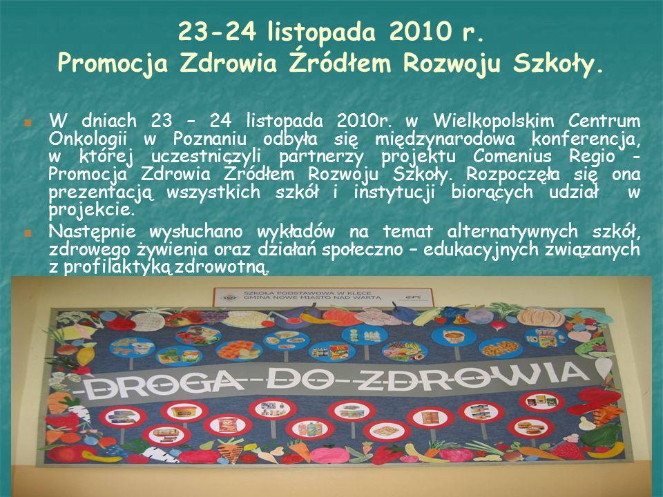Kolejnego dnia uczestnicy wzięli udział w warsztatach Stres i techniki relaksacyjne przygotowanych i przeprowadzonych przez nauczycieli ze Szkoły Podstawowej nr 88 z Poznania.