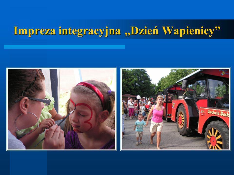 Impreza integracyjna Dzień Wapienicy