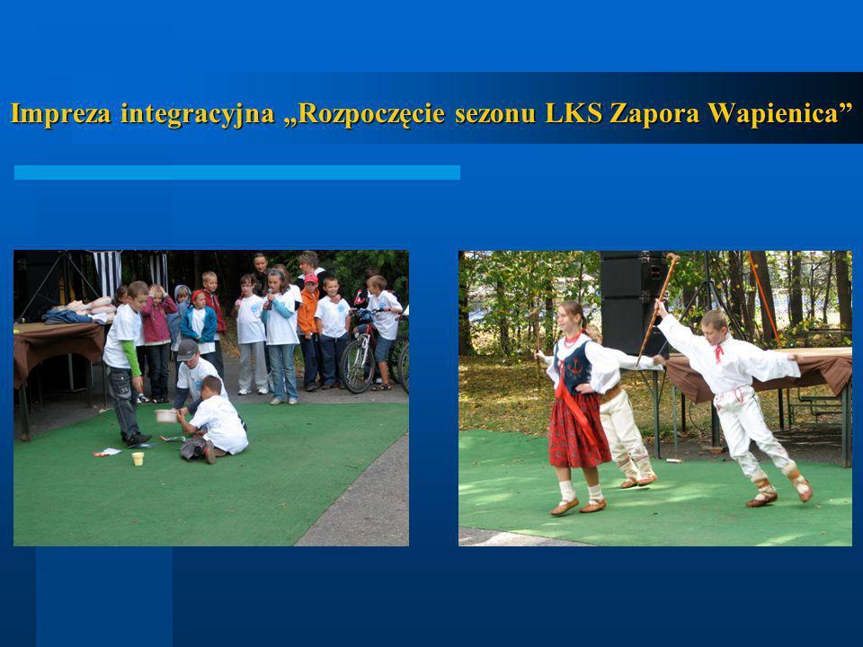 Impreza integracyjna Rozpoczęcie sezonu LKS Zapora Wapienica