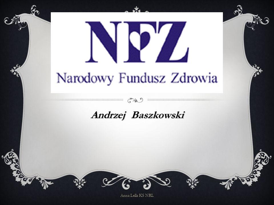 Andrzej Baszkowski Anna Lella KS NRL