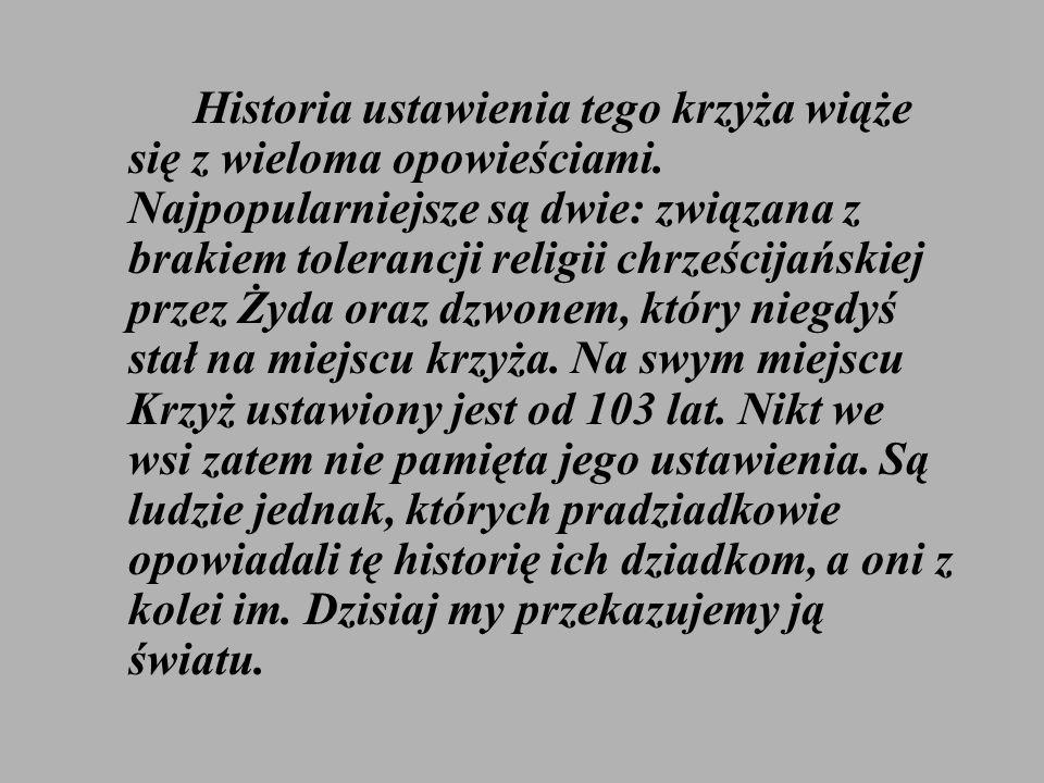 Przygotowały: Sylwia Szwej i Paulina Ściślicka Kl.II.B Zdjęcia wykonała Kamila Szwej.
