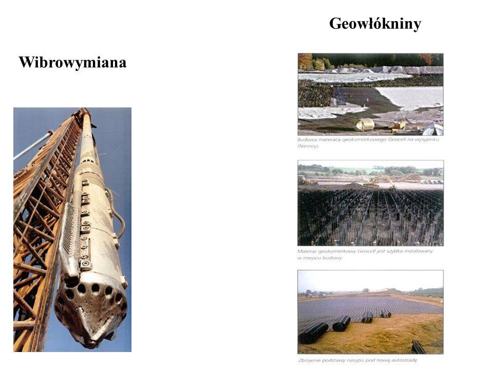 Geowłókniny