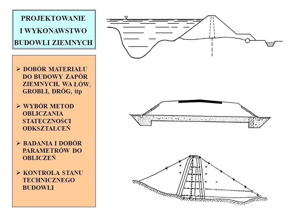 Do najważniejszych obserwacji należą odczytywanie rzeźby i morfologii terenu (dolina rzeczna i jej tarasy, stok górski, stożek napływowy itp.); rozwój sieci hydrograficznej, ocena drenowania terenu przez płynące cieki, ustalenie objętości odpływu podziemnego, obecności źródeł i pomiar ich wydajności, ustalenie głębokości zwierciadła wód podziemnych, wyznaczenie zasięgu wód powodziowych, ustalenie obecności wód w piwnicach, stwierdzenie procesów geologicznych: erozji rzecznej, ablacji, osiadania zapadowego w obrębie gruntów makroporowatych, przejawów osuwisk, procesów krasowych itp., określenie stanu zagospodarowania terenu: istniejącej zabudowy, dróg, rurociągów, rodzajów upraw rolniczo – leśnych.