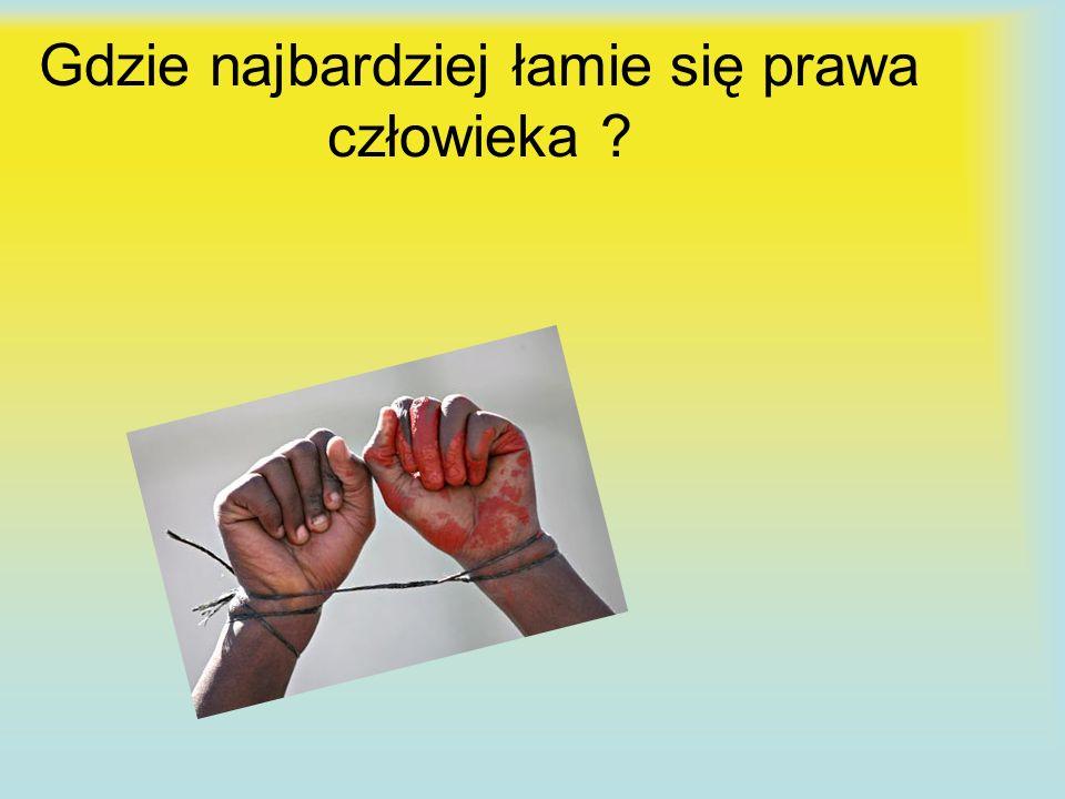 Rasizm i Ochrona Praw Człowieka w Polsce Polska jest państwem jednorodnym etnicznie.