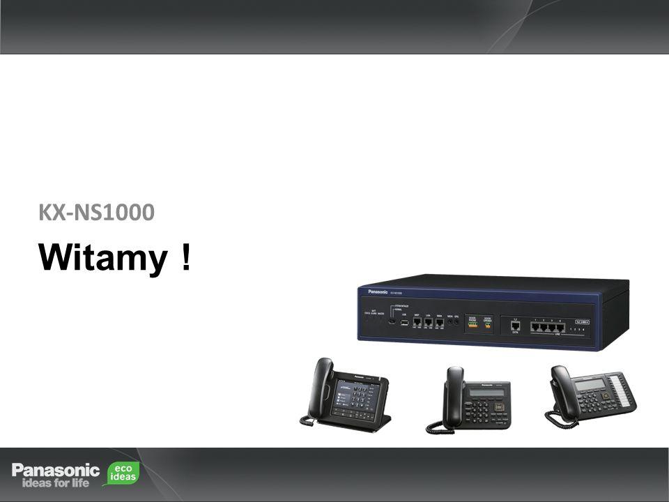 Witamy ! KX-NS1000