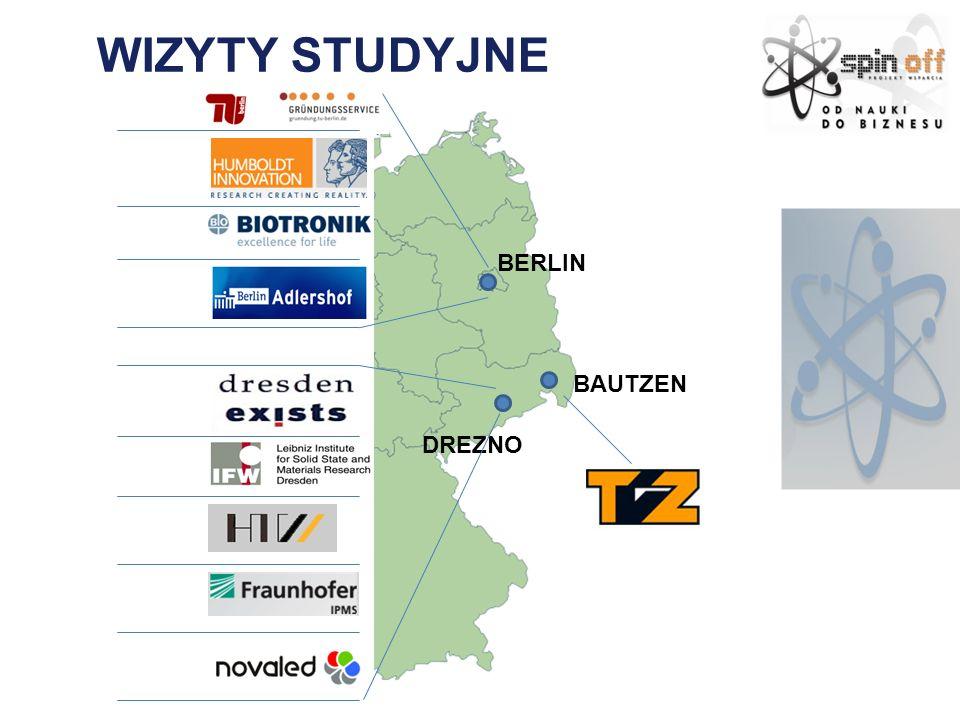 WIZYTY STUDYJNE BERLIN DREZNO BAUTZEN