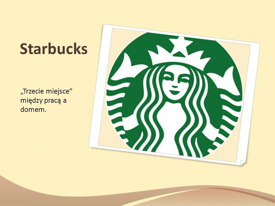 Lider firmy: Howard Szultz Nazwa Starbucks pochodzi od pierwszego oficera w książce Hermana Melvillea Moby Dick.
