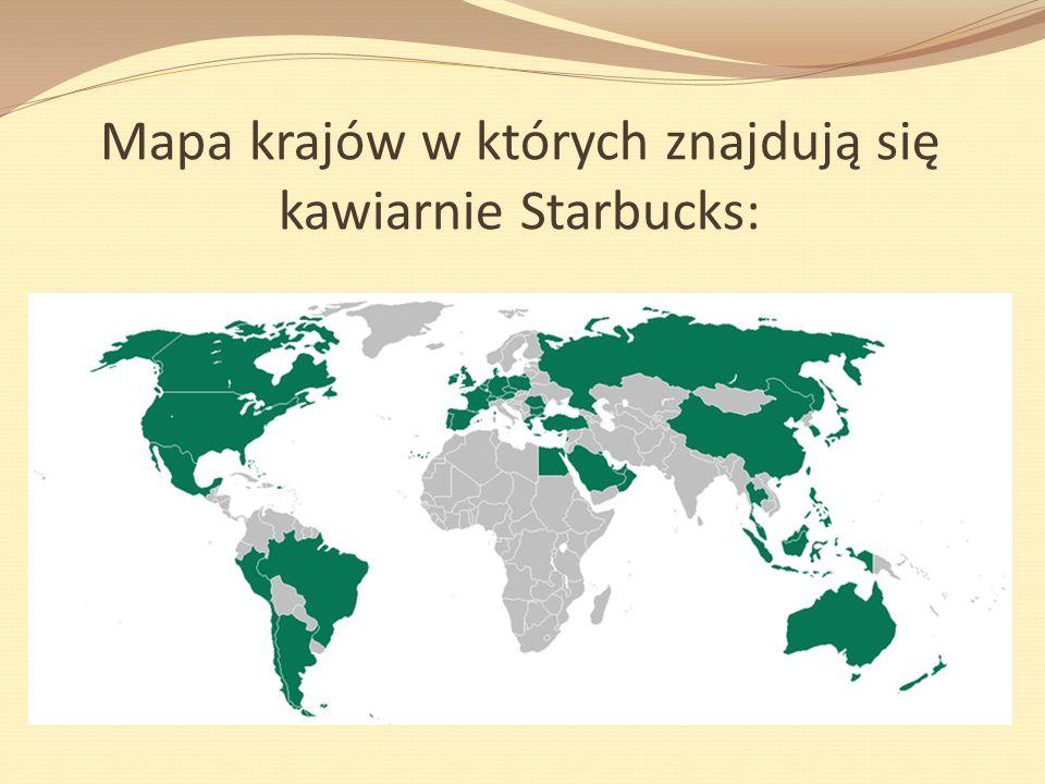 Kultura organizacyjna Misja korporacyjna Sprawić, aby Starbucks stał się głównym dostawcą najlepszej na świecie kawy, a jednocześnie podczas swego rozwoju zachował swoje bezkompromisowe wartości.