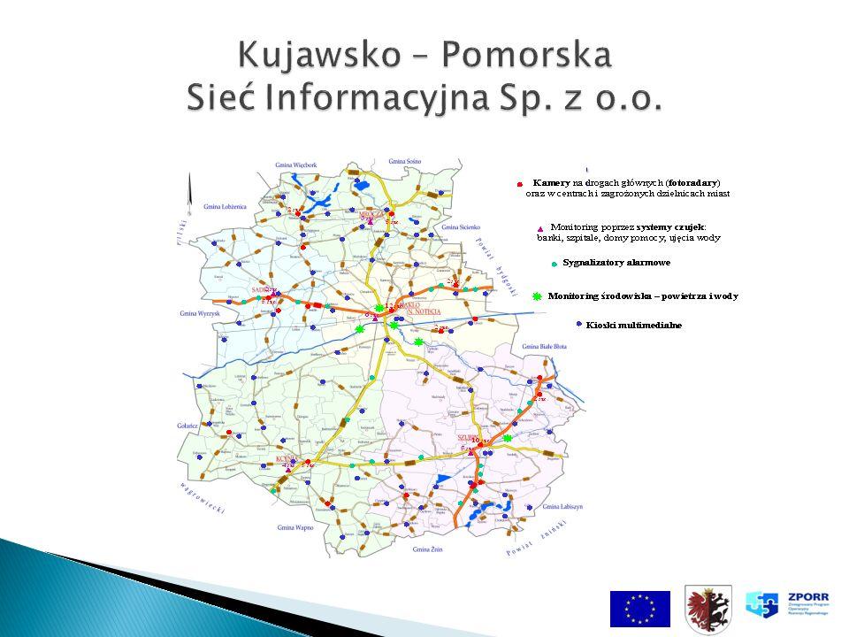 Przykład e-Powiatu: Kujawsko – Pomorska Sieć Informacyjna Sp. z o.o.
