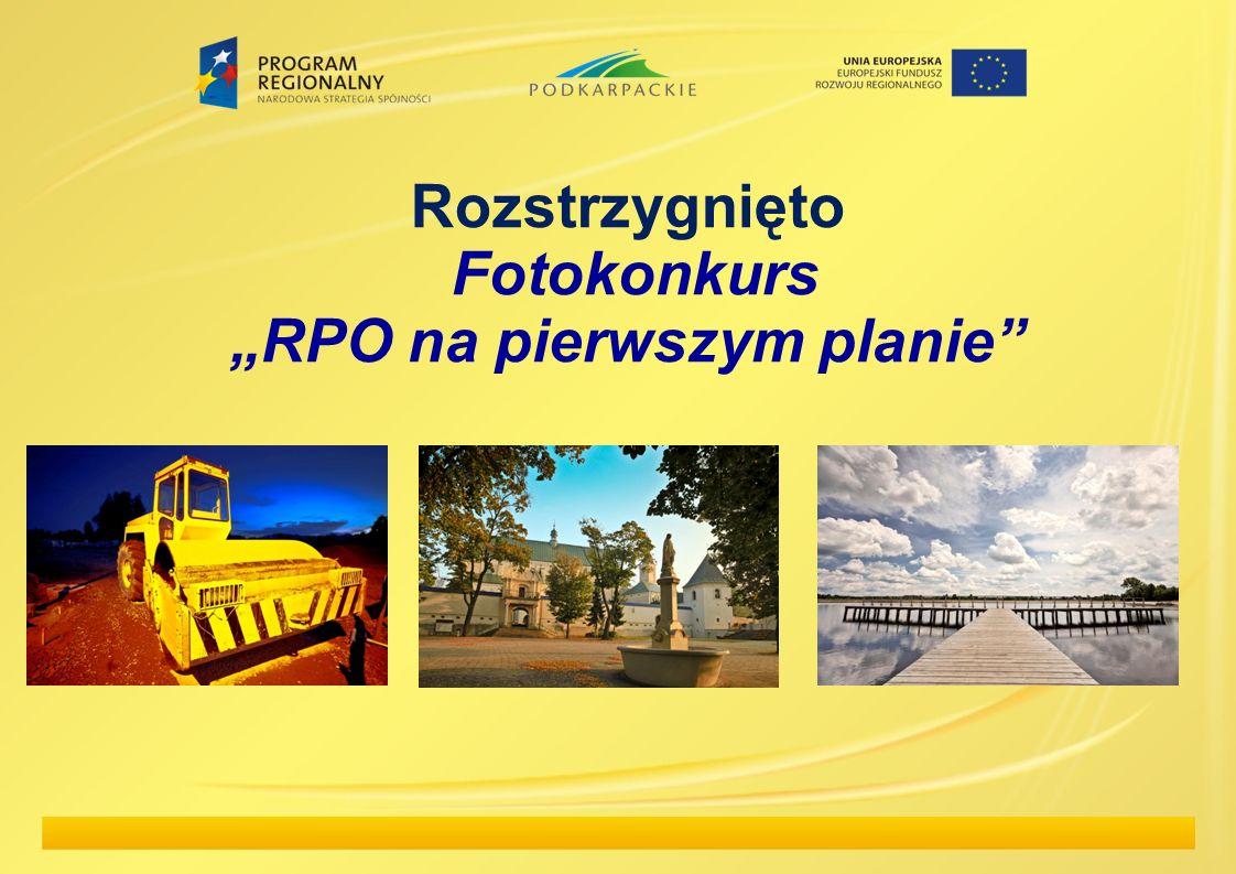 Rozstrzygnięto Fotokonkurs RPO na pierwszym planie