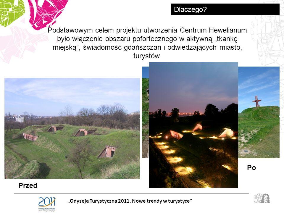 Odyseja Turystyczna 2011. Nowe trendy w turystyce Dlaczego.