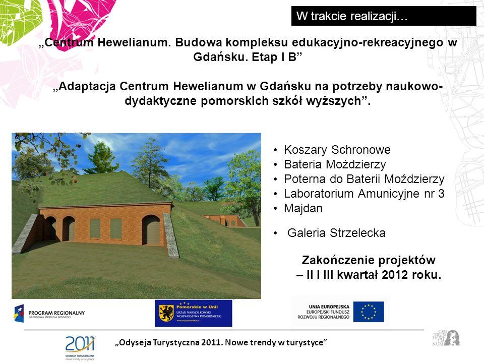 Centrum Hewelianum. Budowa kompleksu edukacyjno-rekreacyjnego w Gdańsku.