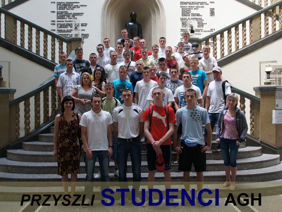 PRZYSZLI STUDENCI AGH