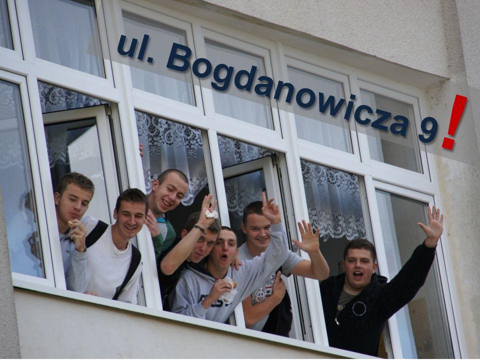 ul. Bogdanowicza 9 !