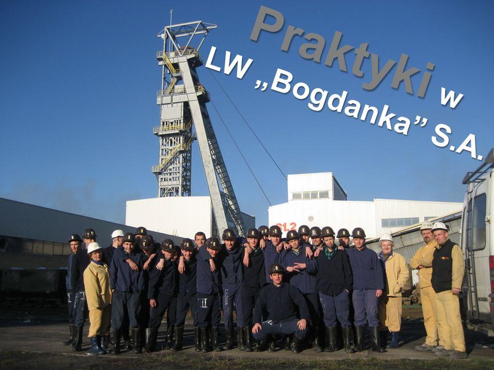 Praktyki w LW Bogdanka S.A.