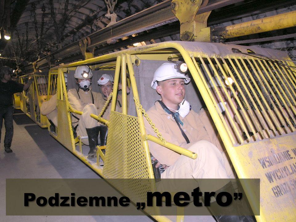 Podziemne metro Podziemne metro
