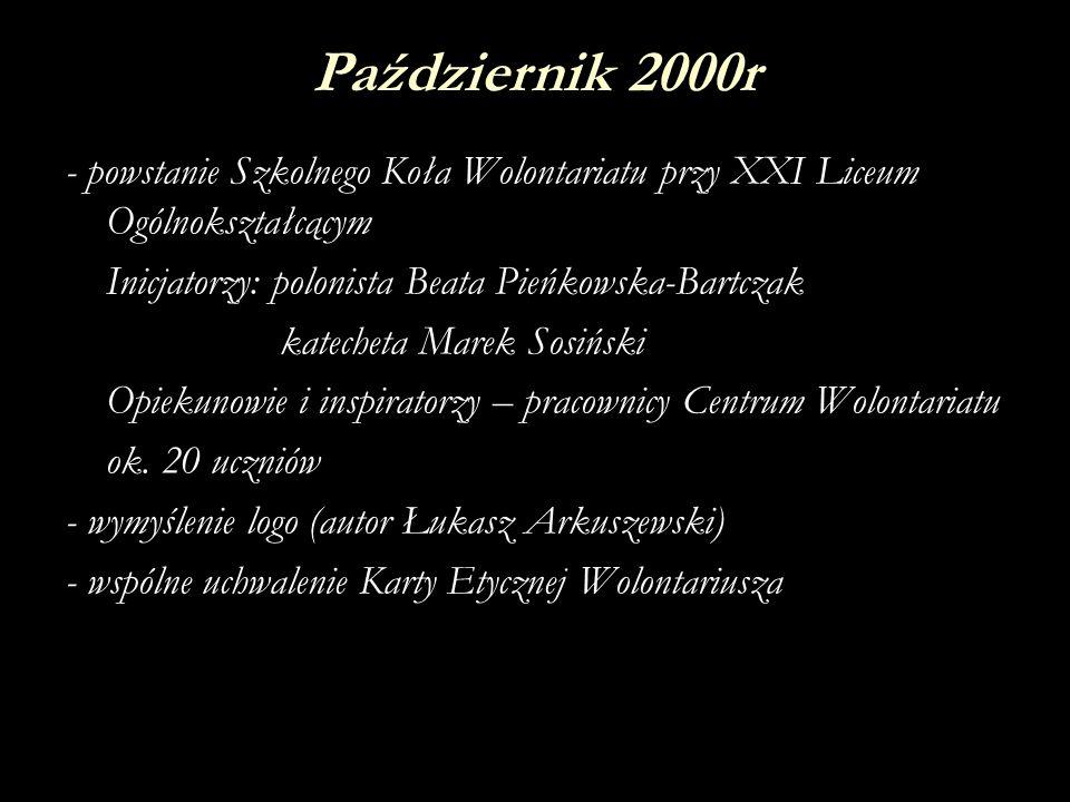 15 XI 2004r.- debata Lokalny system pomocy krzywdzonym i zaniedbywanym w Dzielnicy Ochoty.