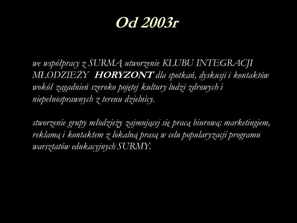 14 VI 2003 – V Festyn Podwórkowy, kwesta na rzecz Sióstr od Aniołów 2003r.