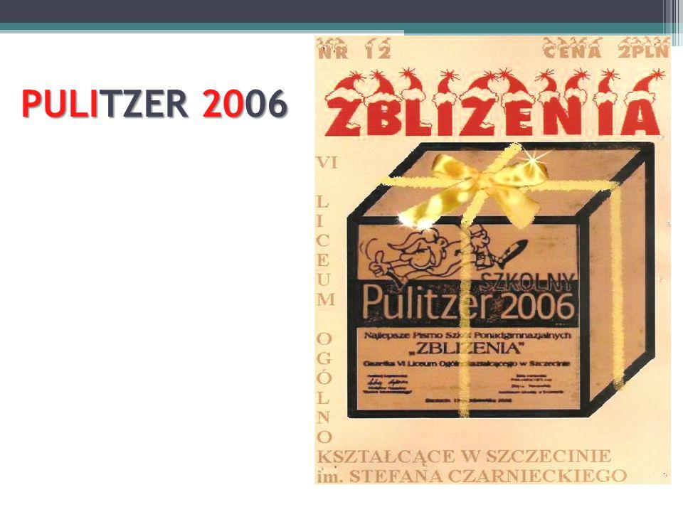 PULITZER 2006