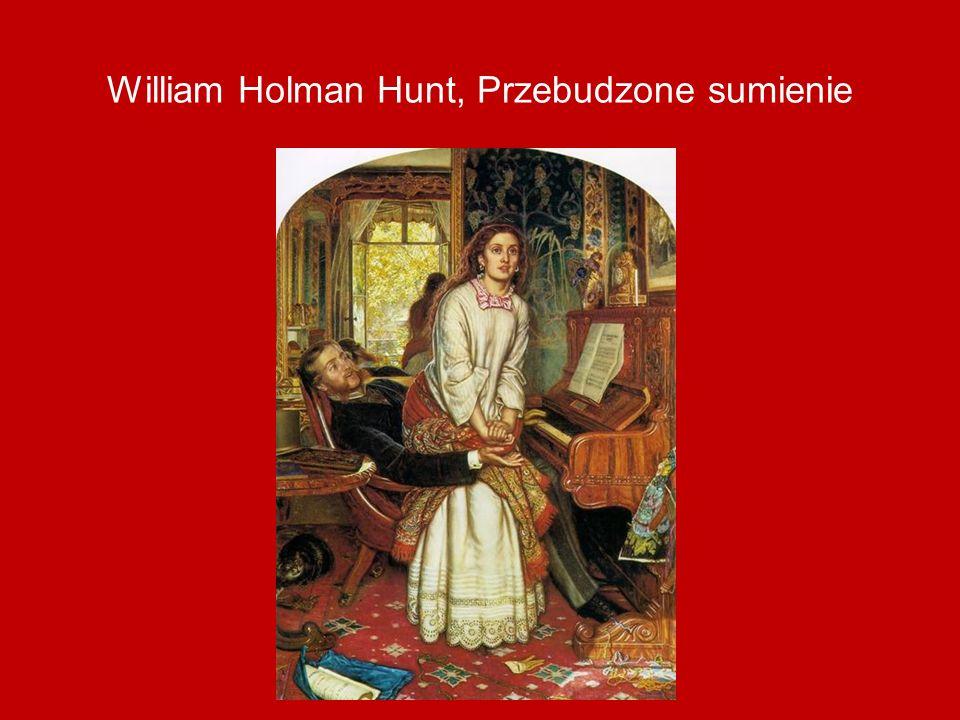 William Holman Hunt, Przebudzone sumienie