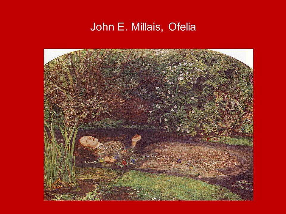 John E. Millais, Ofelia