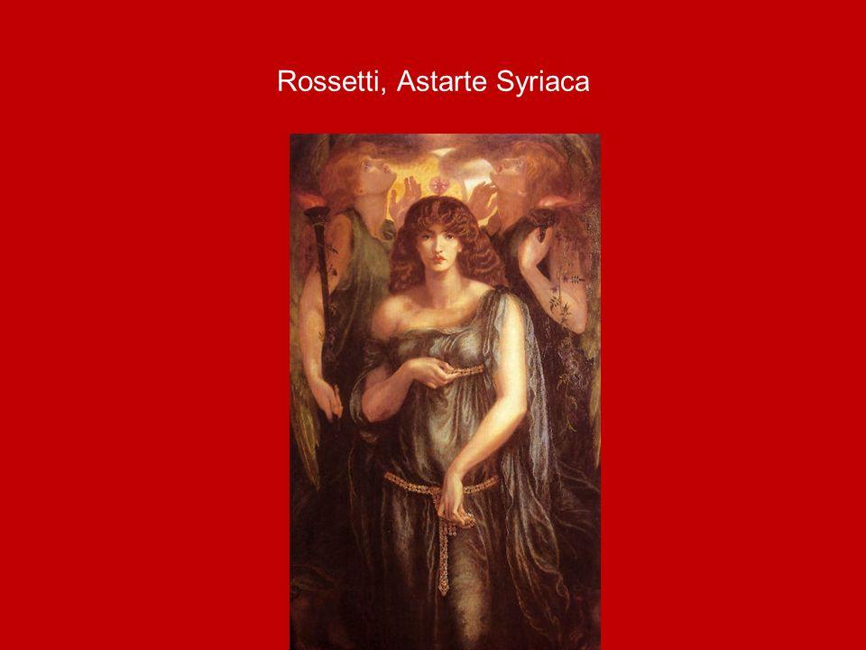 Rossetti, Astarte Syriaca