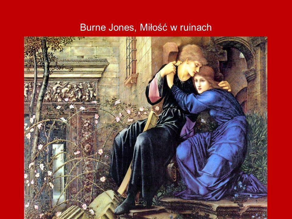 Burne Jones, Miłość w ruinach