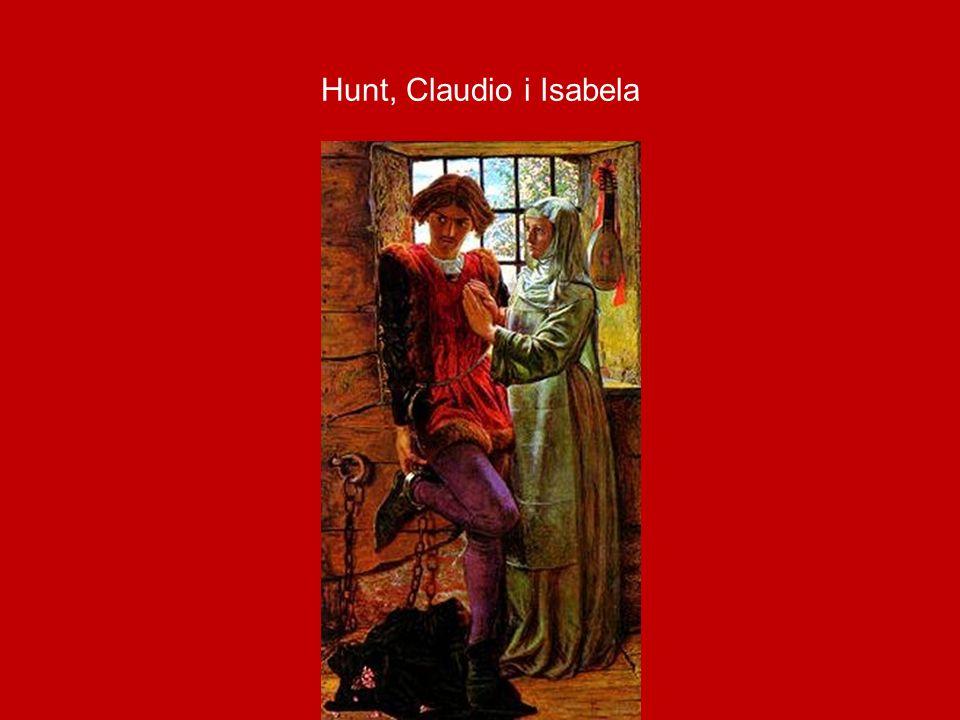 Hunt, Claudio i Isabela