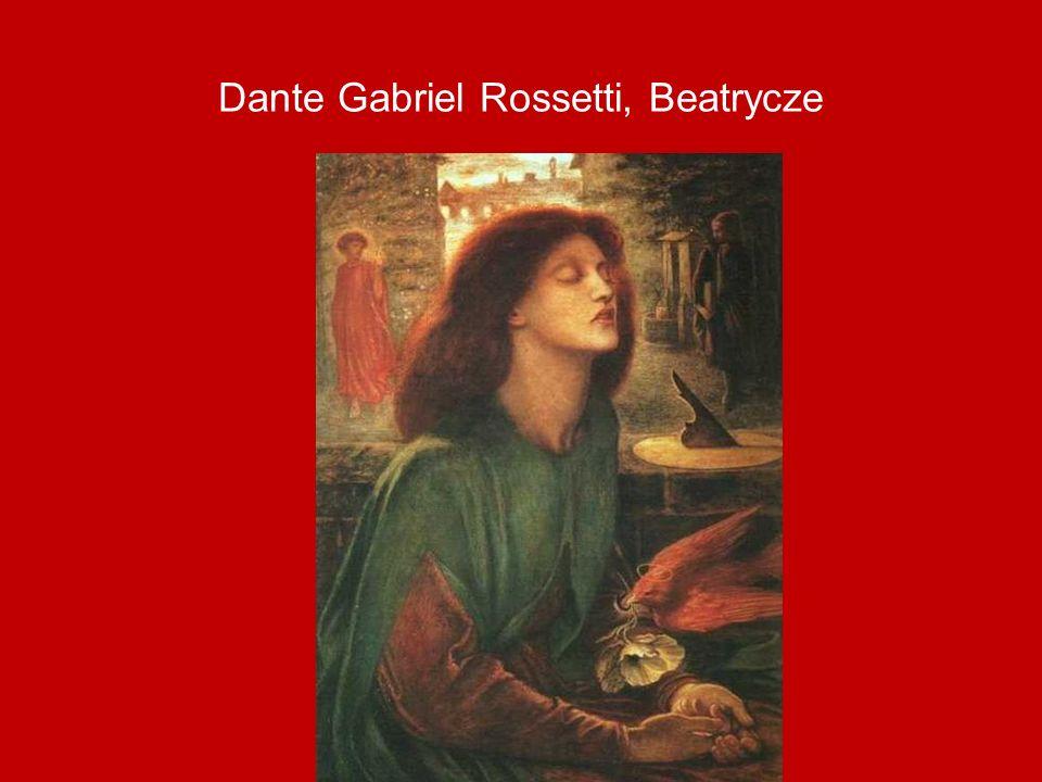 Dante Gabriel Rossetti, Beatrycze