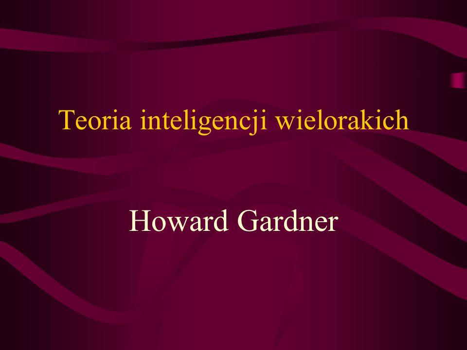 44 – 64: gratulacje masz bardzo wysoki poziom inteligencji 23- 43: ocena dobra, albo masz wykształcone trzy- cztery rodzaje inteligencji, a pozostałe